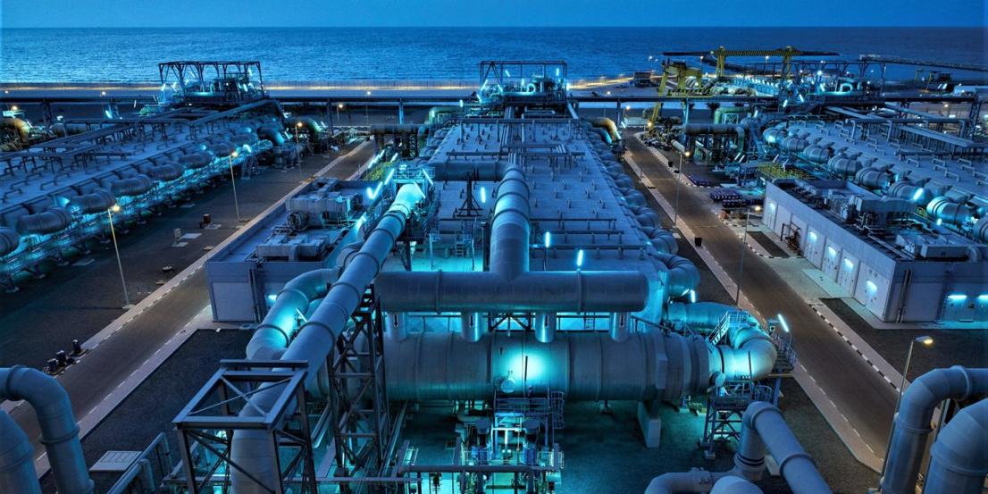 Expansion joints for Desalination Plants