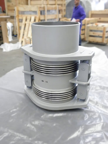 double articulated expansion joint example 2