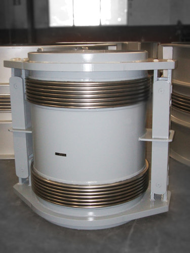 double articulated expansion joint example 5