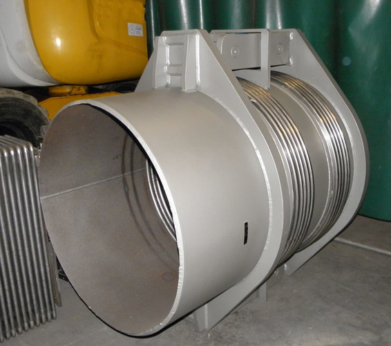 double articulated expansion joint example 6