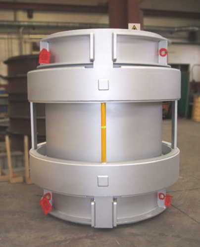double gimbal expansion joint example 1