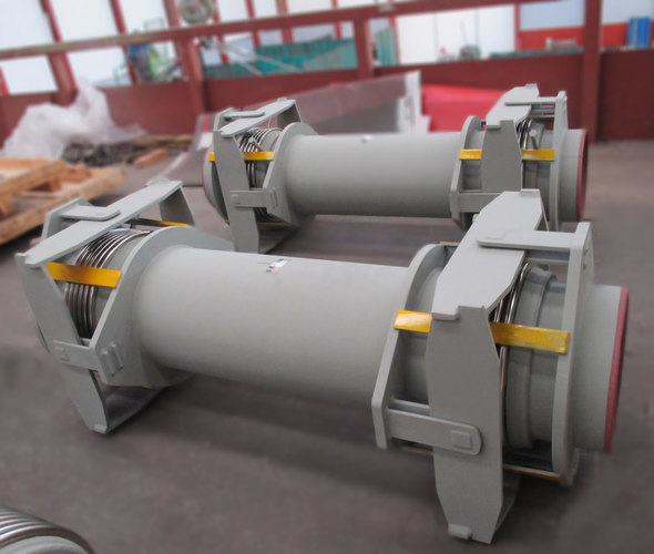 double gimbal expansion joint example 6