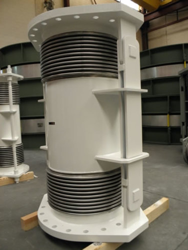 double hinged expansion joint example 6