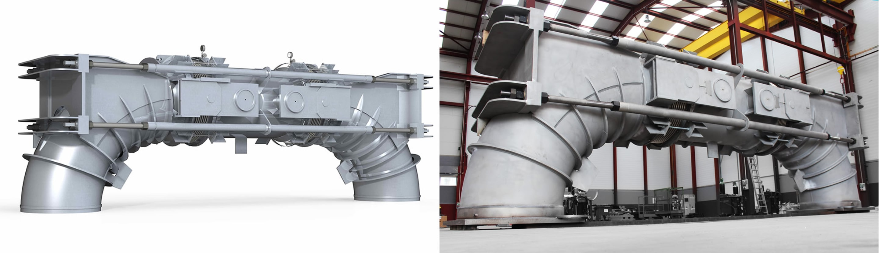 FCCU Expansion Joints for Fluid Catalytic Cracking Expansion Units