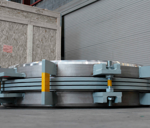 Expansion Joints for the Fertilizers Industry