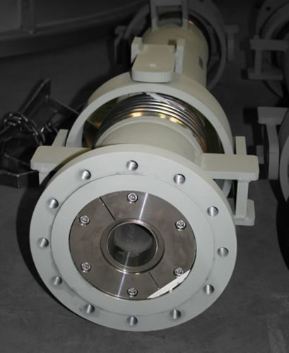 Gimbal expansion joint example 2