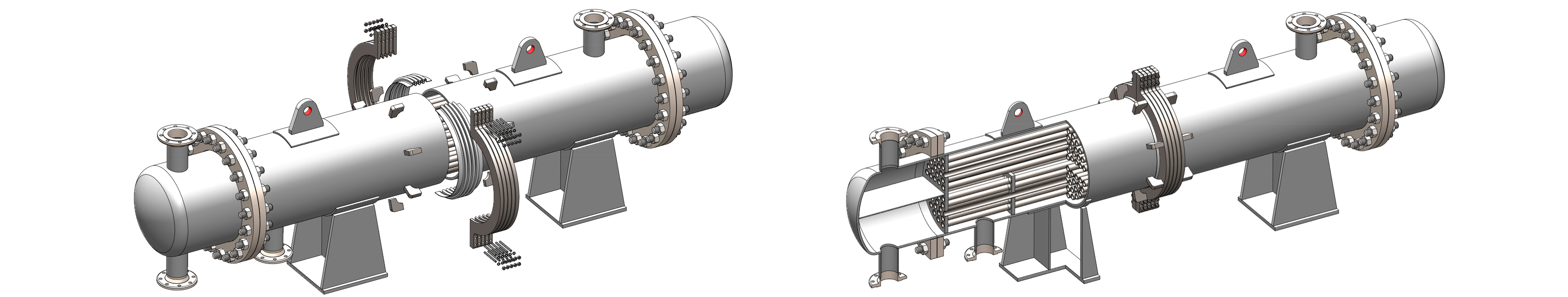 Metal expansion joint - Heat Exchanger