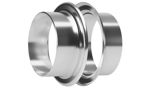 Metal expansion joint - Thick Wall Lens