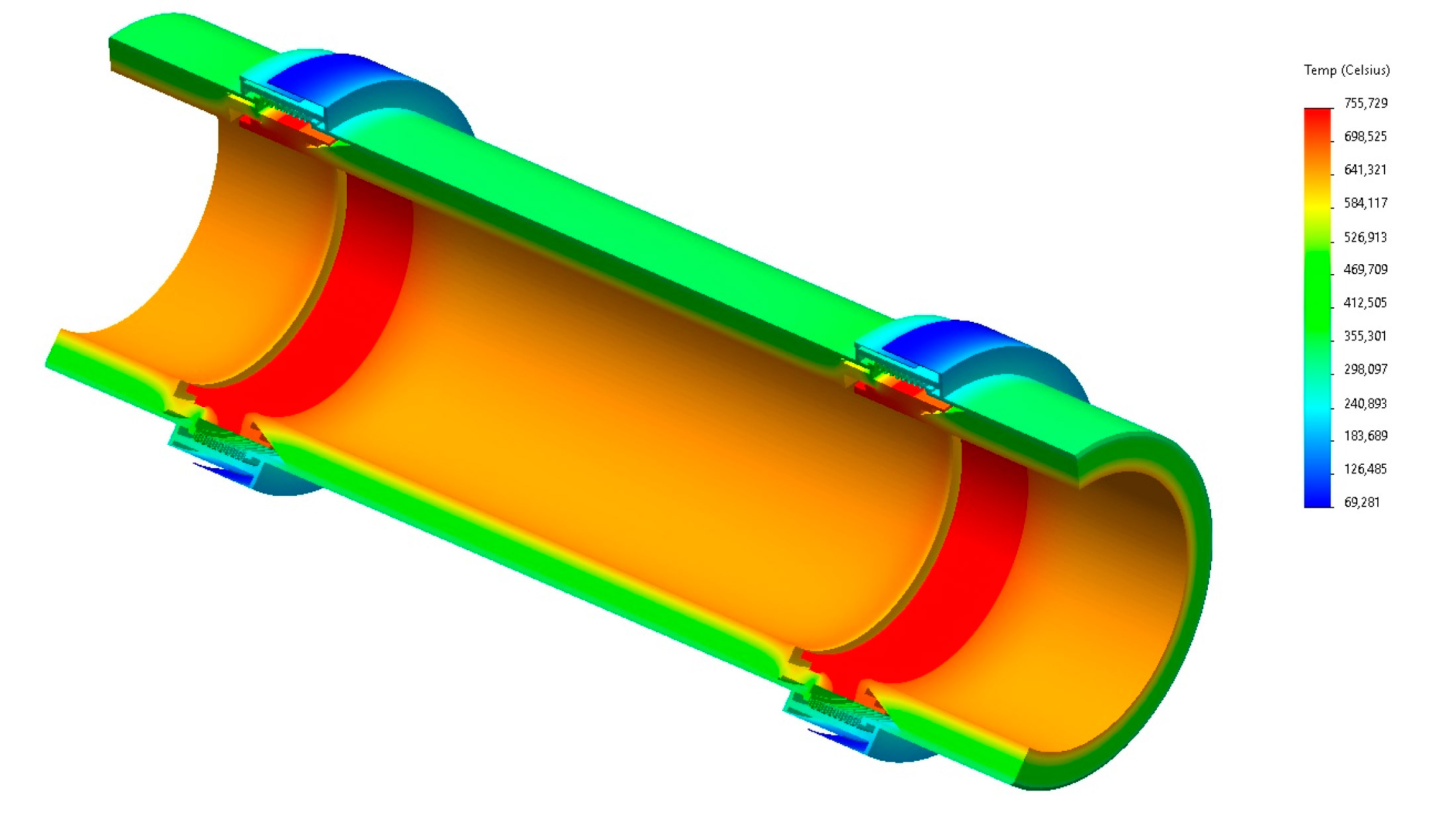 Expansion Joints for the high-temperature Industry