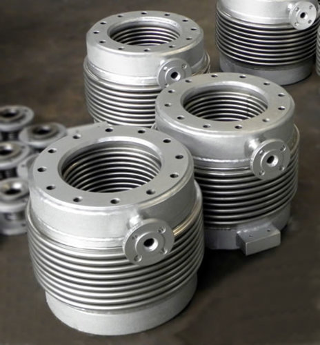 jacketed expansion joint example 1