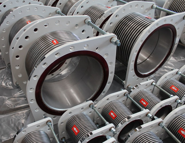 Metal Expansion Joints and Metal Bellows