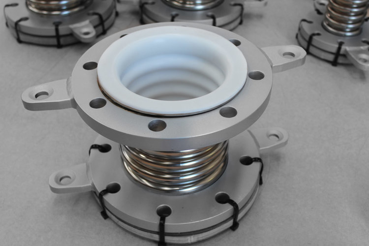 PTFE lined expansion joint example 1