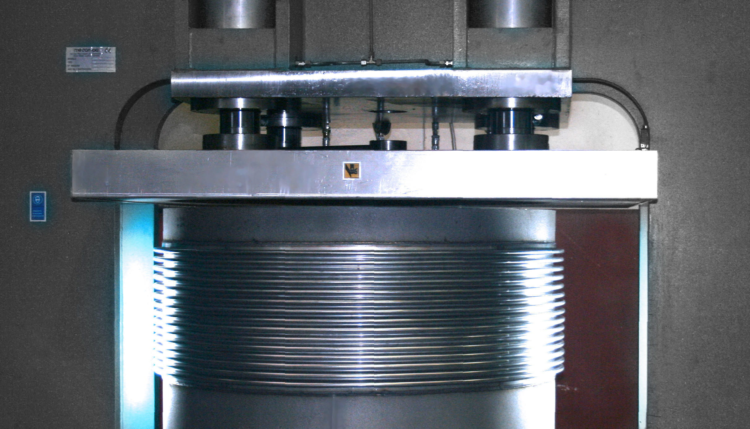 Quality Control & Testing for Metal Expansion Joints