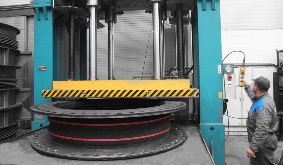 Quality Control & Testing for Rubber Expansion Joints