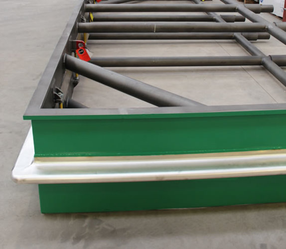 Rectangular expansion joint example 10