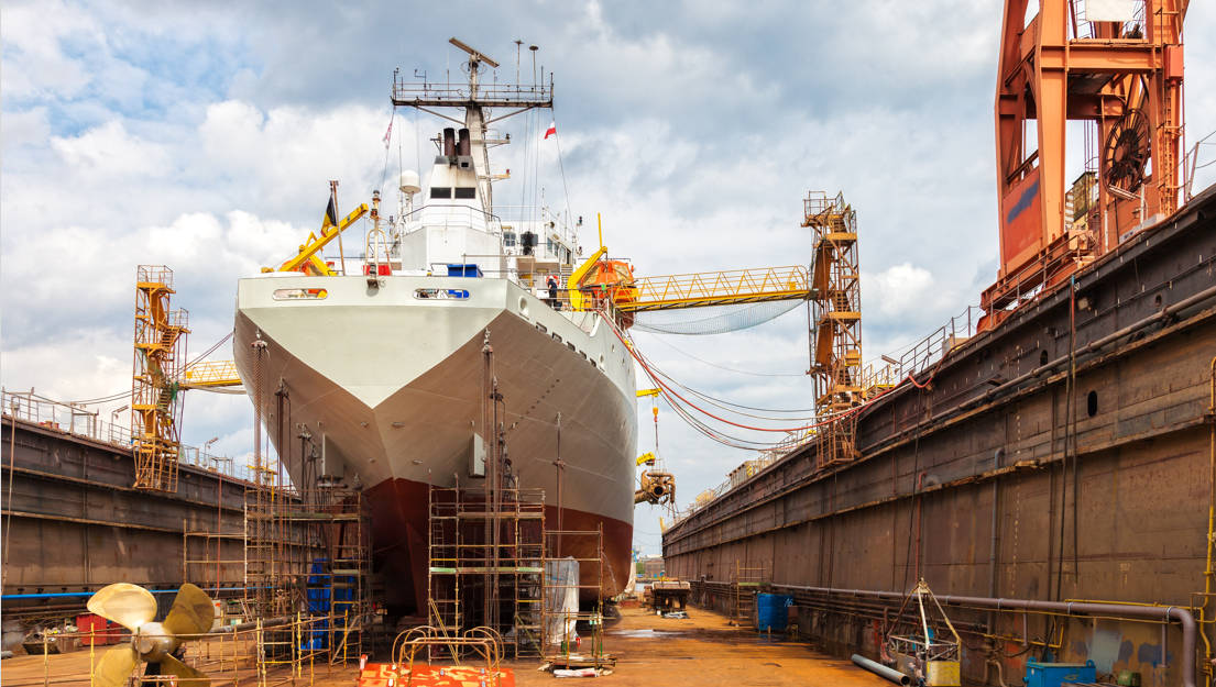 Metal expansion joint - Shipbuilding and engines
