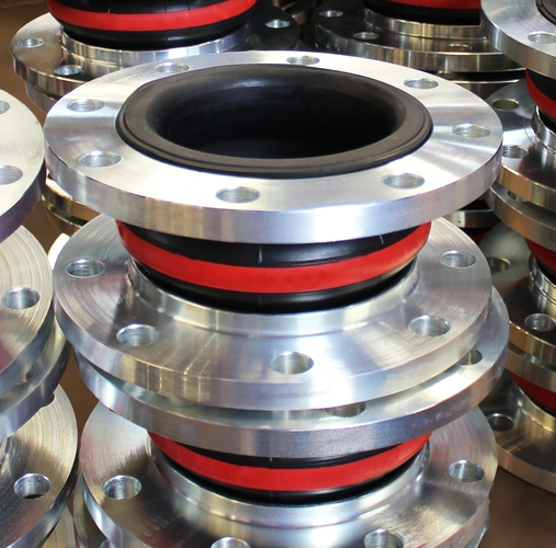 Standard moulded expansion joint example 1
