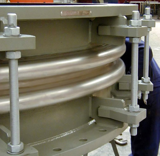 Thick Wall expansion joint example 1