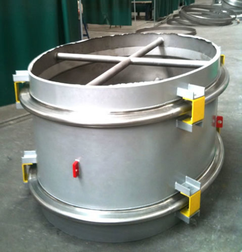 Thick Wall expansion joint example 2