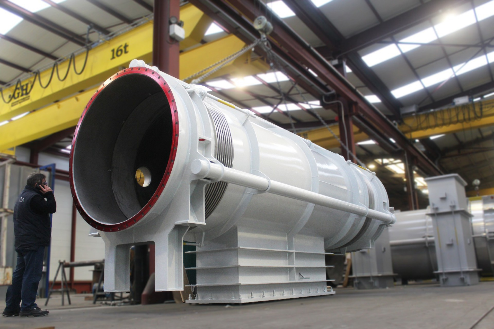 Elbow Pressure Balanced Expansion Joint for biomass power plant