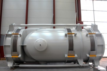 Elbow pressure balanced for Beddington energy from waste facility