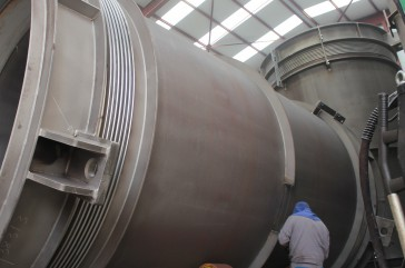 Juntas de expansión para las centrales eléctricas Assiut y West Damietta en Egipto