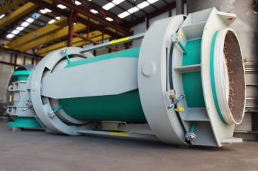 Junta de expansión FCCU para una refinería europea