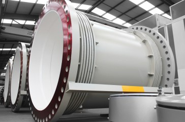 High Pressure Expansion Joints for a water transfer pipeline in North Africa