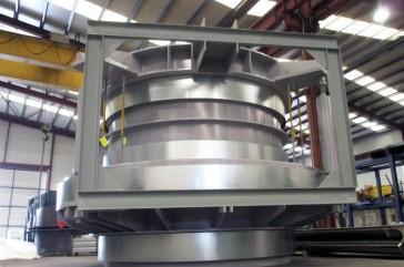 DN3100 Inline Pressure Balanced for Hitachi Zosen