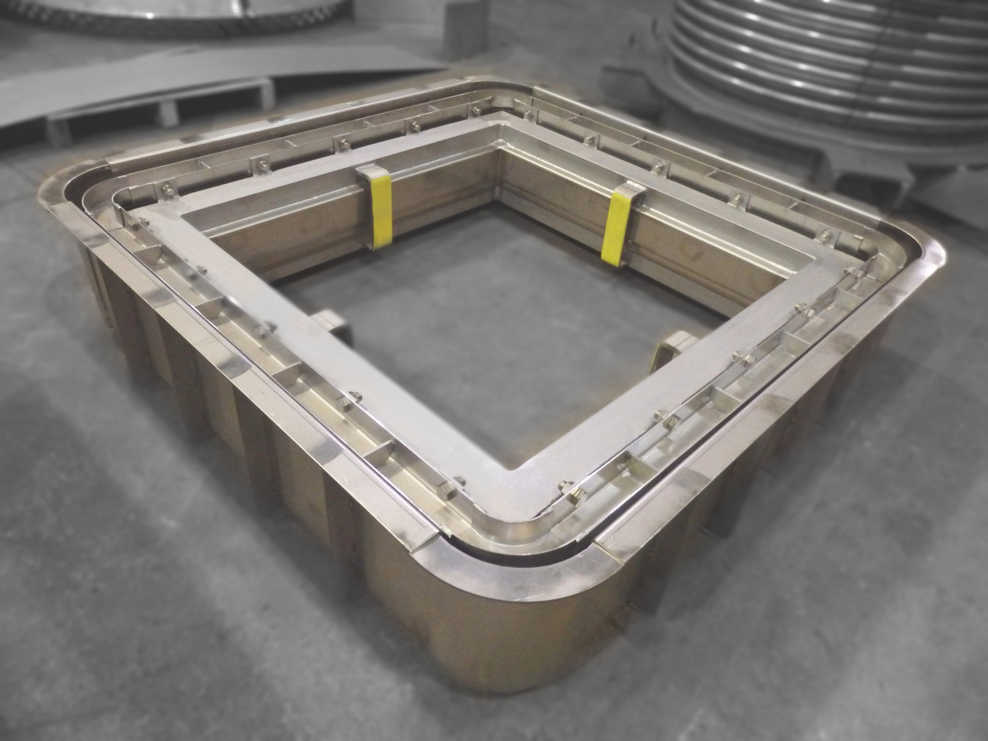 Rectangular Expansion Joints for PETROPERU