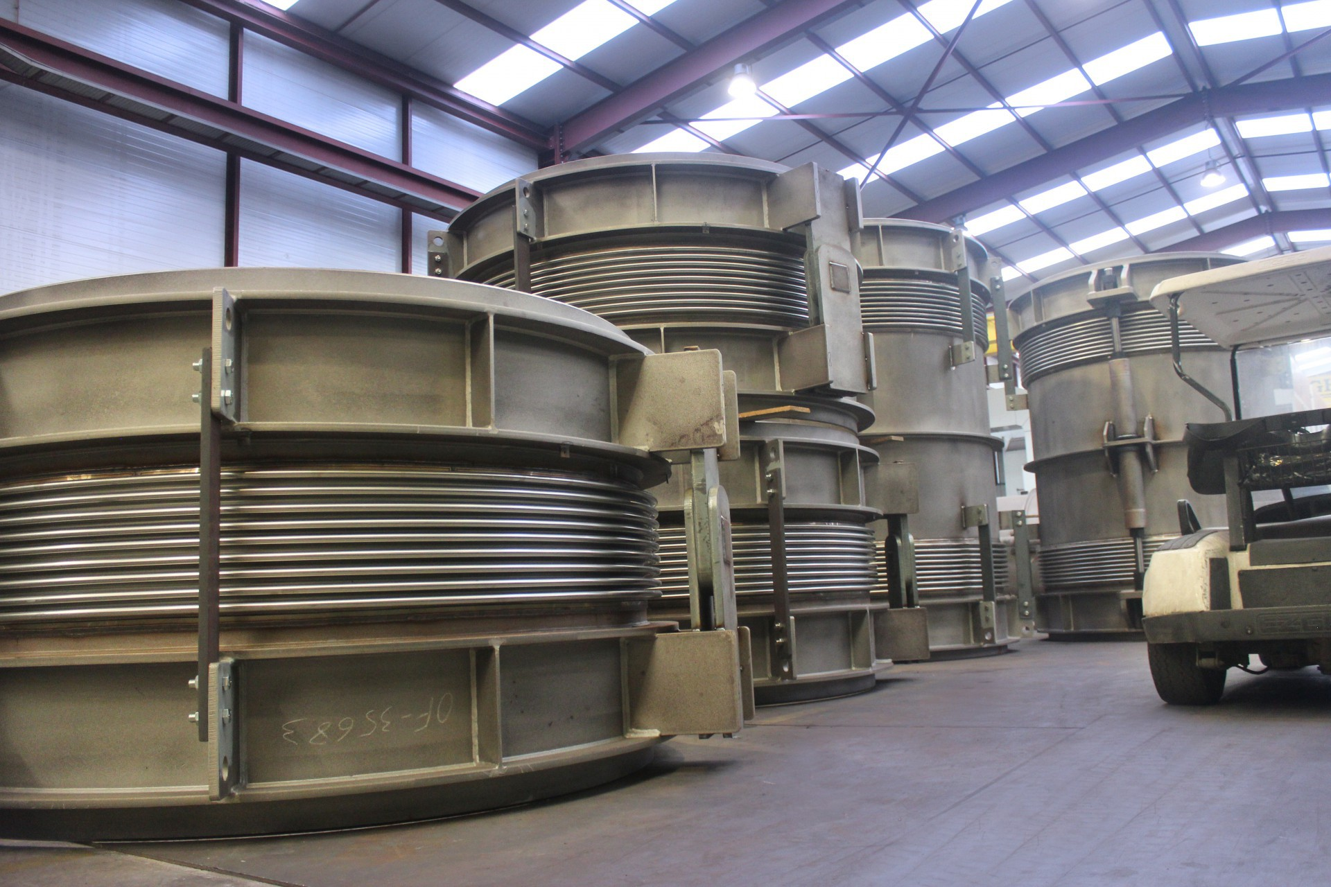 Lateral, Hinged & Turbine to Condenser Expansion Joints SAUDI ARAMCO Shaybah CCPP in KSA