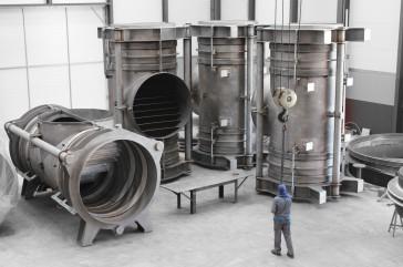 Junta autocompensada para la refinería Karbala en Iraq