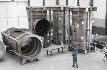 Pressure Balanced Expansion Joints for Karbala Refinery Iraq