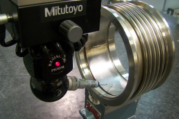 Dimensional control. Bellows for MITSUBISHI diesel engines