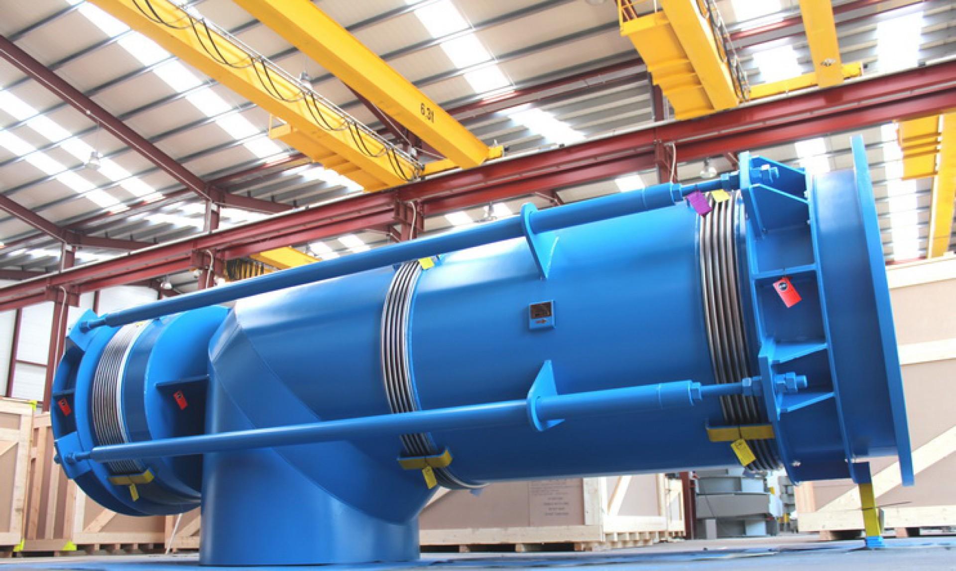 MPB-E Turbine Crossover