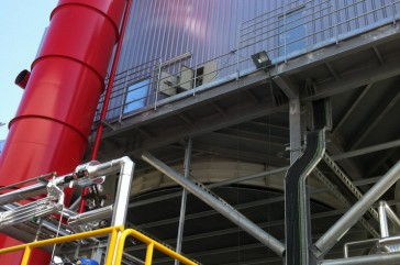 Hinged MWP – Solar Plant, Spain