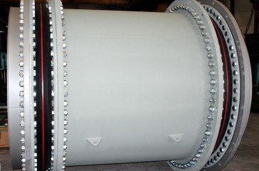 Universal MAC-FT Expansion Joint DN2900, Costa Rica