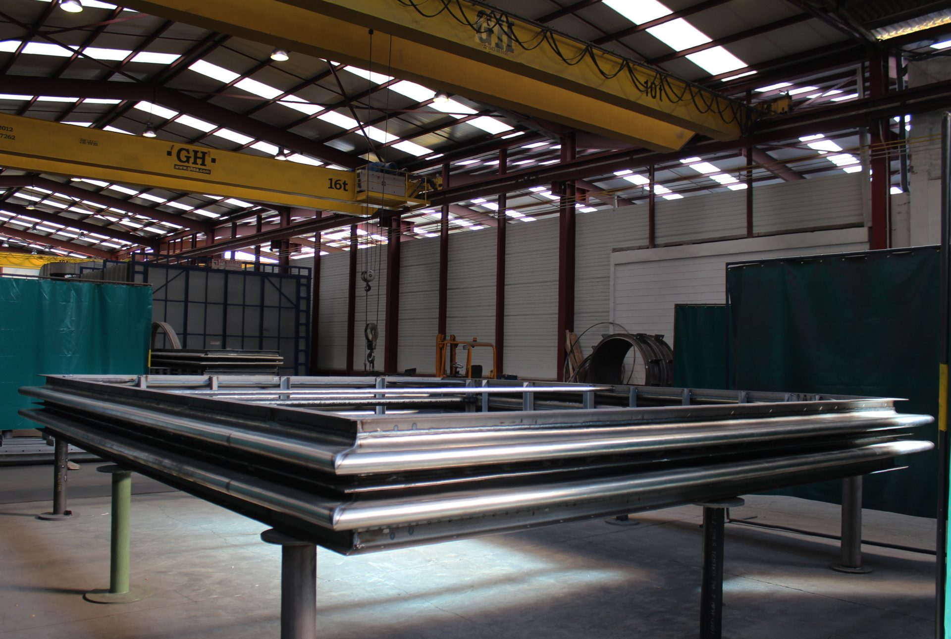 Rectangular MRV Expansion Joint for Power Plant in North Africa