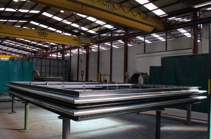 Junta rectangular MRV para central eléctrica en el norte de África