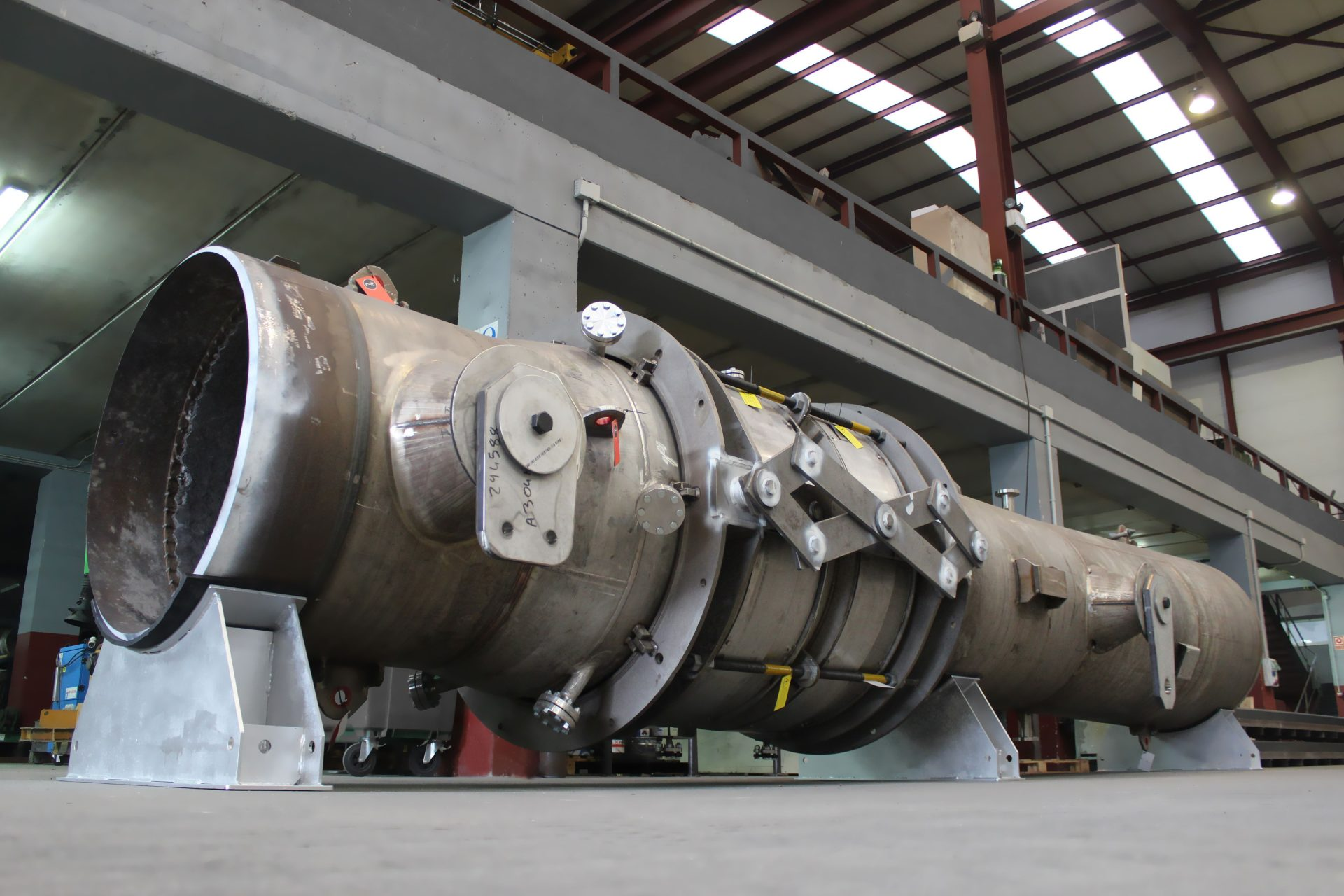 FCC Expansion Joint for Shell