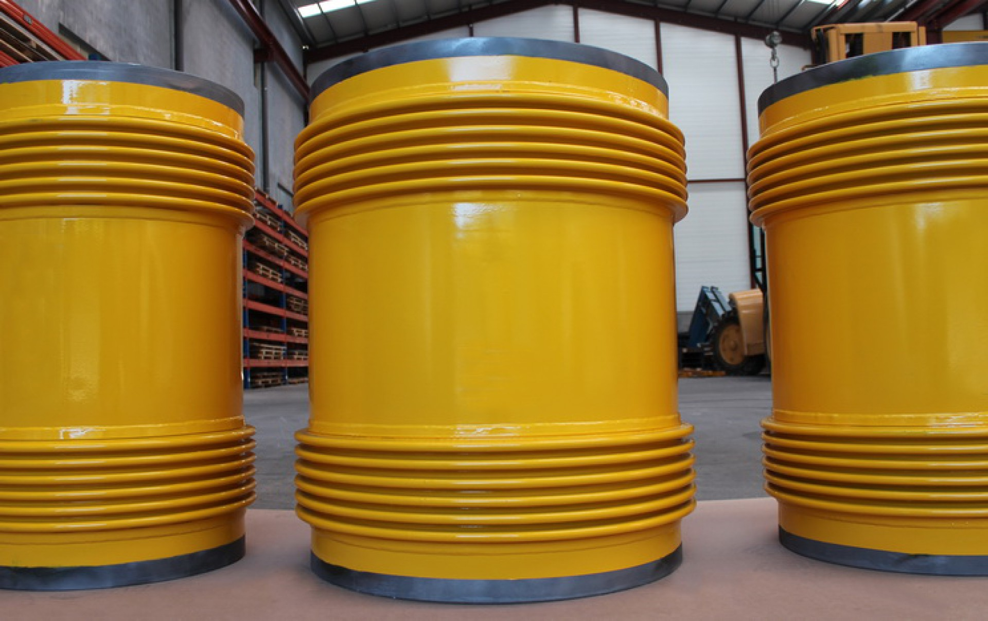 MWD Series. Universal Unrestrained Expansion Joints