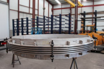 MRR Series – Reinforced bellows