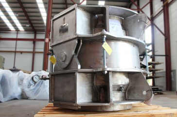 FCCU Hinged Expansion Joint, Hungary