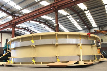 Turbine to Condenser Expansion Joint MFD DN 5900, Germany