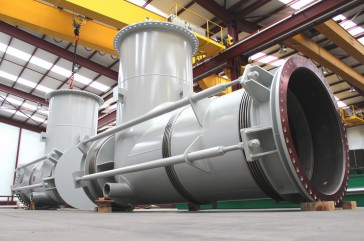 Turbine Crossover Expansion Joints