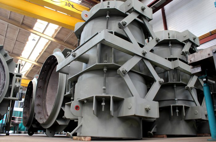 FCC Expansion Joints for Refinery complex in Africa