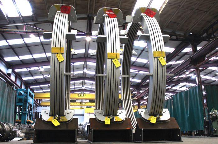 Juntas de alta presión MRR para intercambiadores de calor