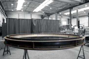 Premium Service. Delivery of 2 units DN 4000 Dog Bone Expansion Joints to Saudi Arabian Power Plant in only 4 days