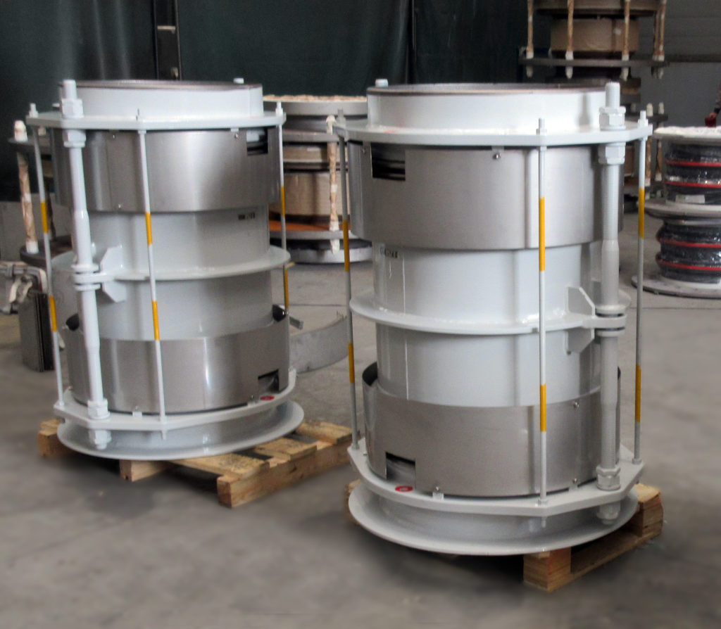 Pressure Balanced Expansion Joint for Concentrated Solar Plant in Europe