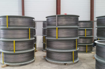 MACOGA delivers Expansion Joints for the Sumbagut 2 – Peaker Power Plant 250 MW in Indonesia